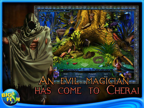 The Dark Hills of Cherai: The Regal Scepter HD screenshot 2