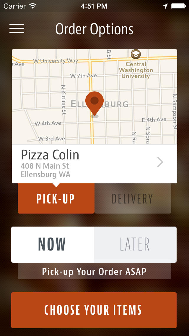 Pizza Colin screenshot 2