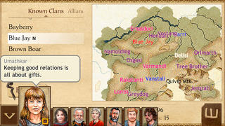 King of Dragon Pass screenshot 3