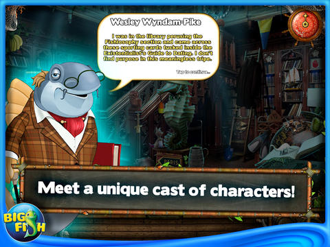 Tales of Lagoona: Orphans of the Ocean HD - A Hidden Object Adventure screenshot 4