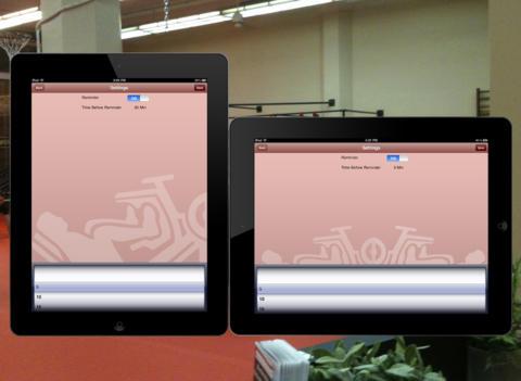 Exercise Reminder HD screenshot 9