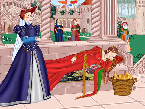 Sleeping Beauty Game Book screenshot 9