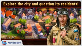 Mysteryville: hidden object investigation screenshot 5