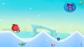 Racing Santa by Top Free Games screenshot 1