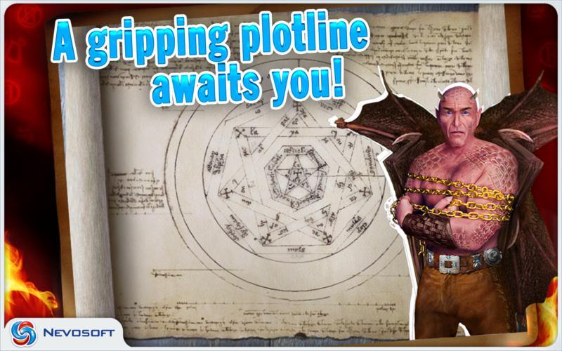 Magic Academy 2 Lite: hidden object adventure screenshot 2