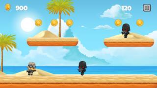 Battle on the Beach: Boom Hereos Edition - FREE screenshot 3