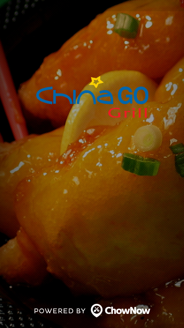 China Go Grill screenshot 1