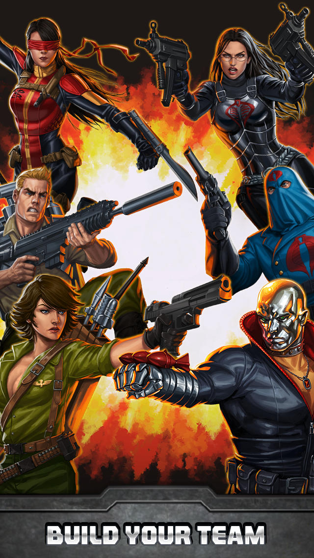 G.I. JOE: BATTLEGROUND screenshot 2