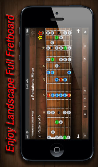 iphone scale app scales pro for guitar on the app on itunes 12267