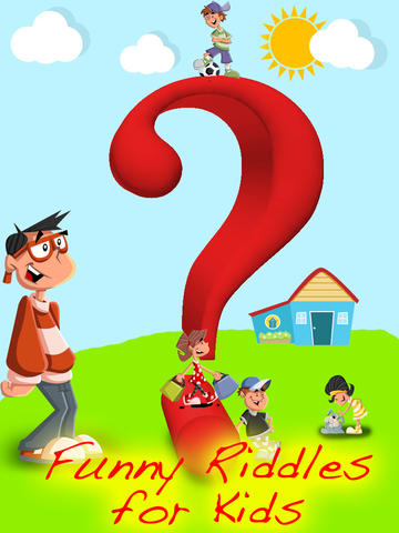 Funny Riddles For Kids - Jokes & Conundrums That Make You Laugh screenshot 6