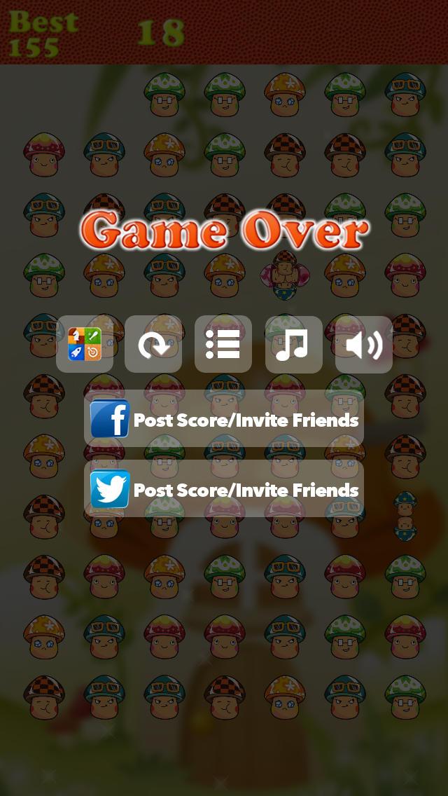 Mushroom Swiping screenshot 5