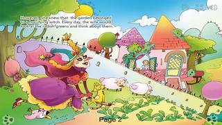 Rapunzel -  iBigToy screenshot 4