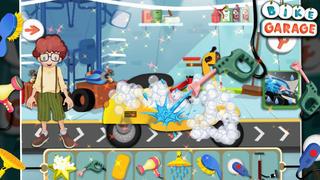 Bike Garage Fun screenshot 1