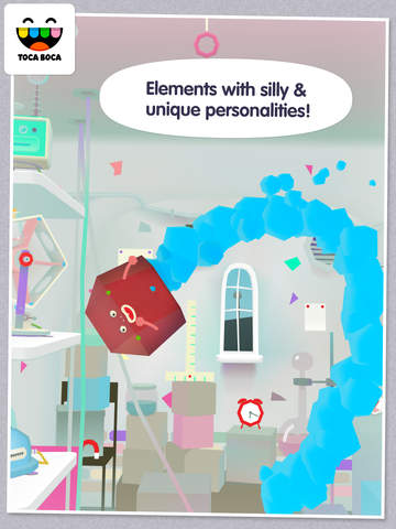 Toca Lab: Elements screenshot 8