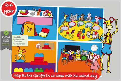 Bo's School Day - náhled