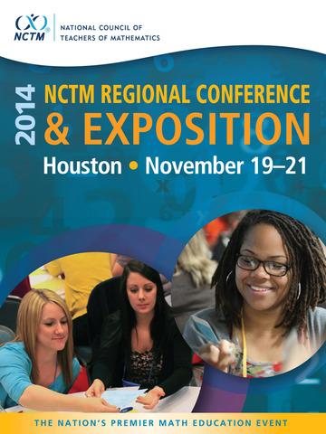 NCTM 2014 Houston screenshot 3