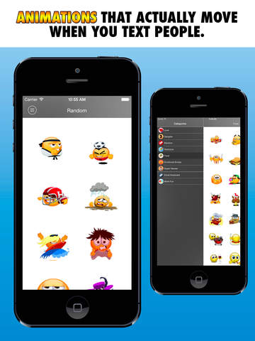 New Emoticon Keyboard - Extra Emojis for iOS 8 screenshot 6