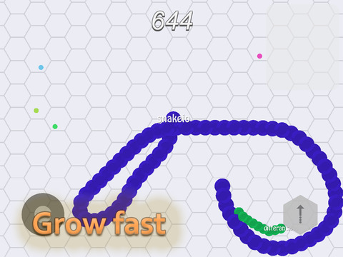 Snake.io - Fun Online Slither screenshot 7