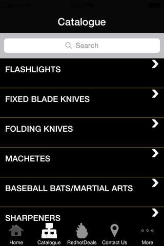 S & R Knives - náhled