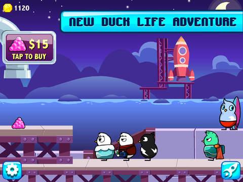 Duck Life: Space screenshot 10