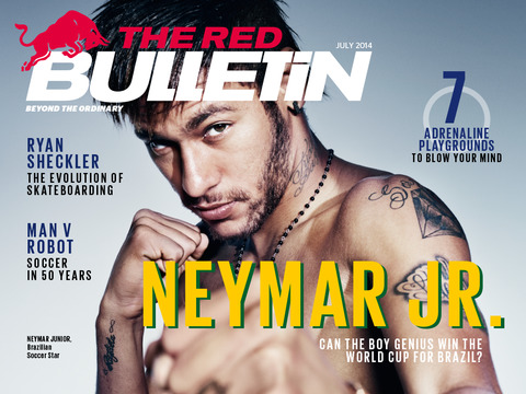 The Red Bulletin US screenshot #4