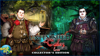 Unfinished Tales: Illicit Love - A Hidden Objects Fairy Tale screenshot 5