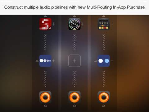 Audiobus screenshot 7