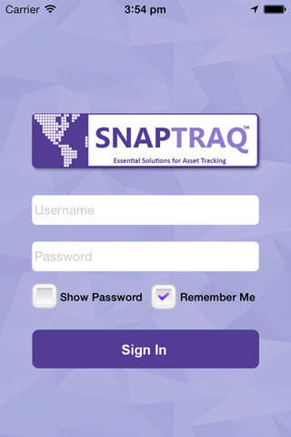 SnapTraq - náhled
