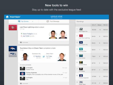 NFL Fantasy Football screenshot 8