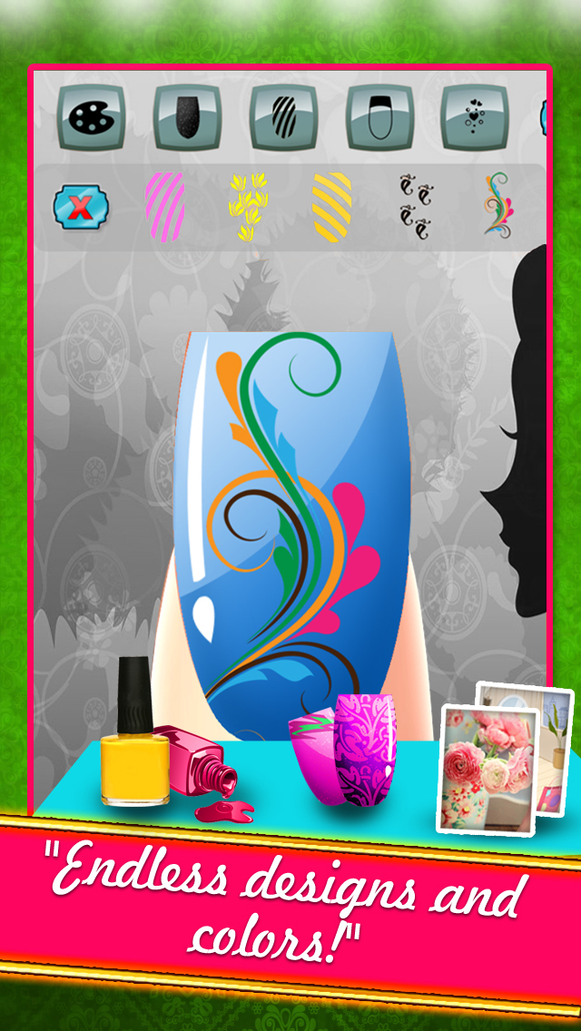 Awesome Fashionista Nail Beauty Salon screenshot 3