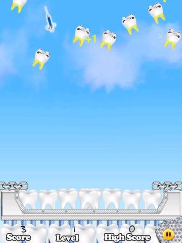 Free Game Plaque Attack Dentist Defense screenshot 6
