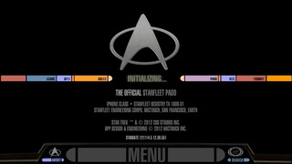 Star Trek™ PADD for iPhone screenshot 3