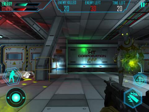 Alien Space Shooter 3D screenshot 8