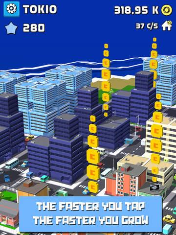 Tap City: Building genius screenshot 9