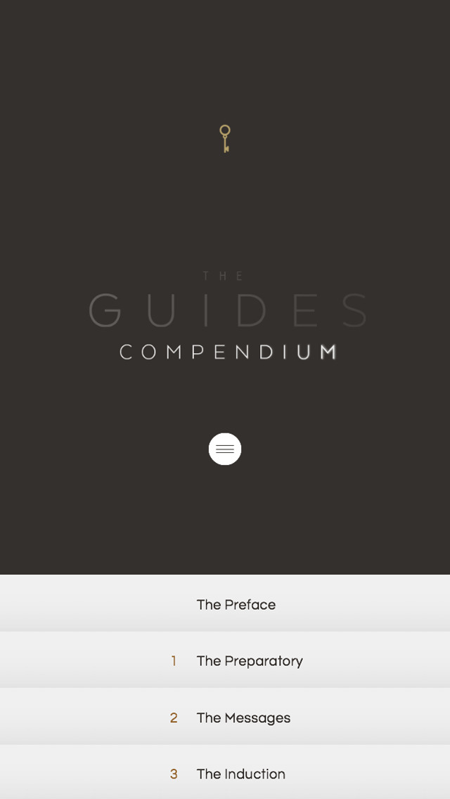 The Guides Compendium screenshot 1
