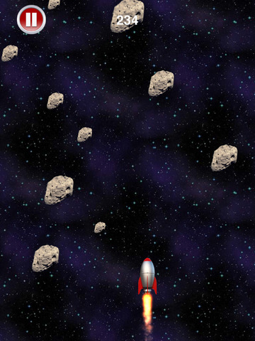 Asteroid Run Space Race Full Pro Version screenshot 7