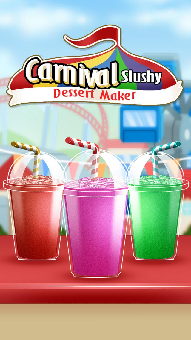`Awesome Carnival Slushy Jelly Dessert Drink Maker screenshot 1