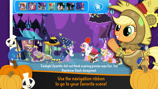 My Little Pony: Trick or Treat screenshot 3