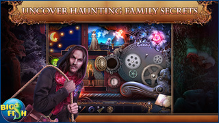Grim Tales: Color of Fright - A Hidden Object Thriller screenshot 3
