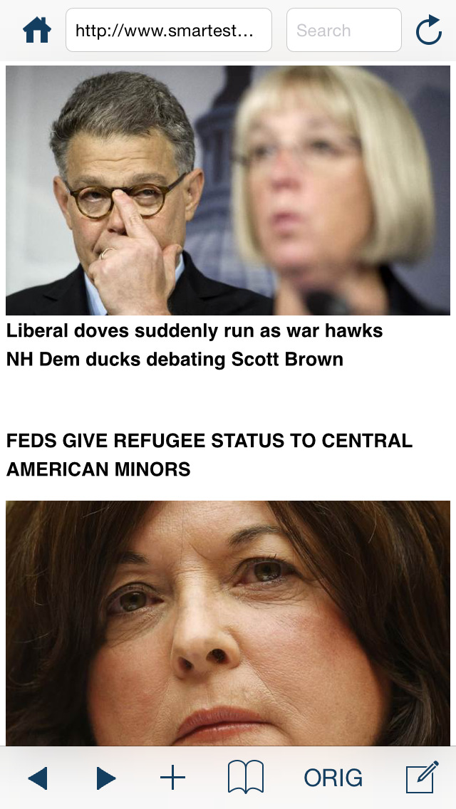 The Report: Conservative News & Talk Radio screenshot 1