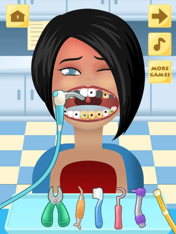 Pop Star Dentist (ad free) screenshot 8