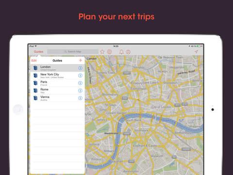 CityMaps2Go Pro  Offline Maps screenshot 10