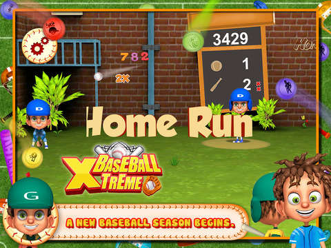 BaseBall Xtreme screenshot 7