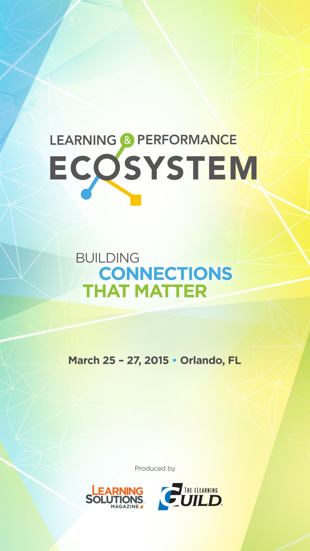Ecosystem 2015 screenshot 1