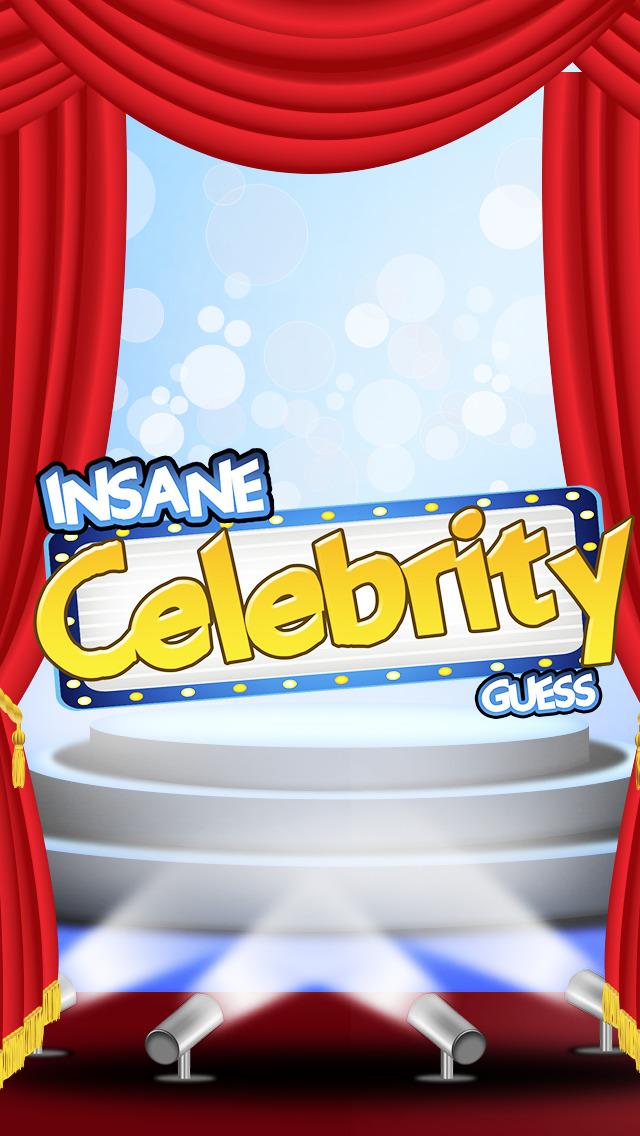 Insane Celebrity Guess screenshot 1
