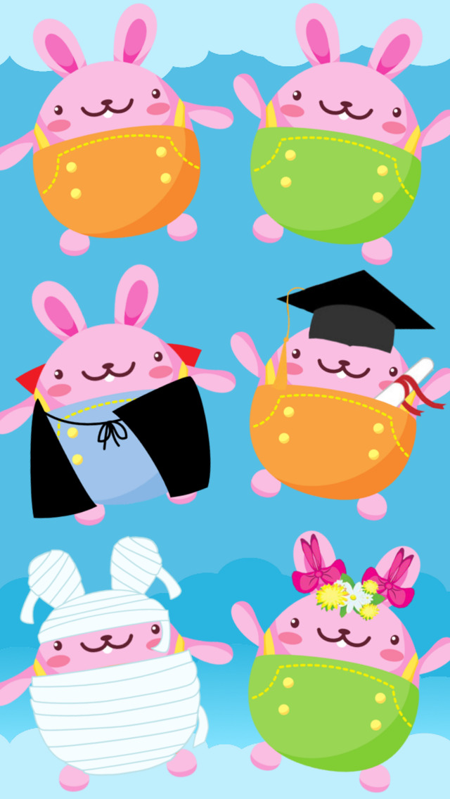 Fat Bunny Jump screenshot 3
