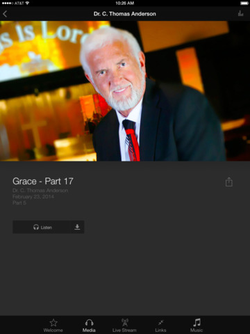 Living Word Bible Church LWBC screenshot 6