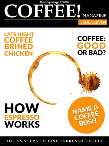 Coffee & Espresso Magazine - Your Home Coffee Shop screenshot 6