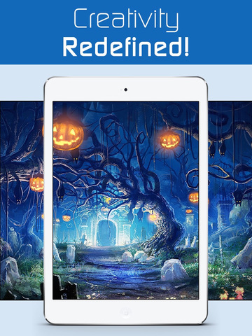 Season Wallpapers for Halloween,Christmas,New Year & More - HD Retina Backgrounds & Unlimited Cool Musics screenshot 8