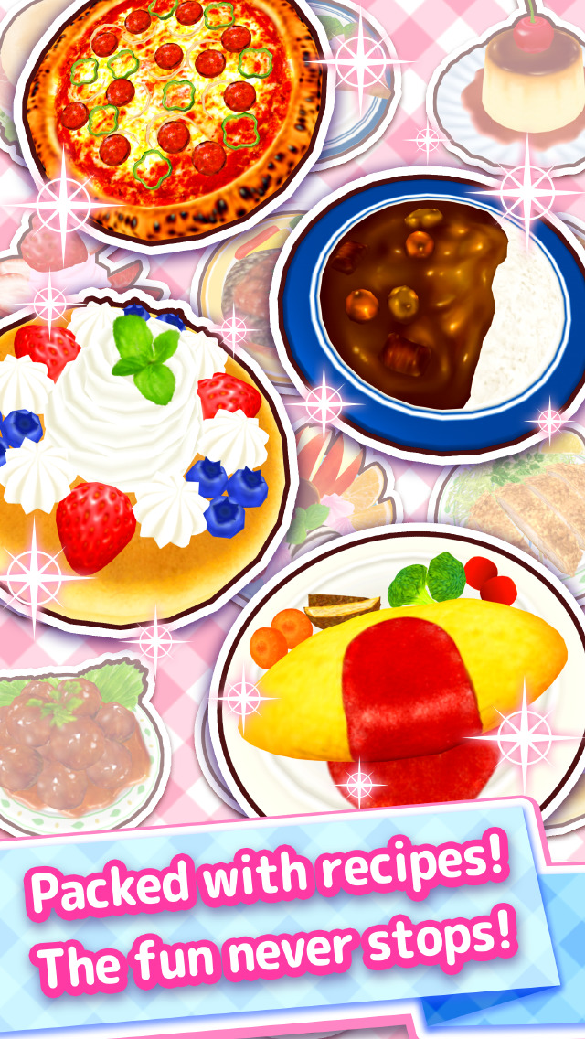 Cooking Mama: Let's cook! screenshot 5